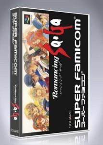Super Famicom - Romancing SaGa