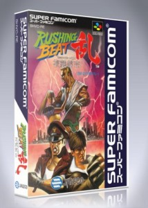 Super Famicom - Rushing Beat Ran: Fukusei Toshi