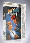 Super Famicom - Street Fighter Zero 2