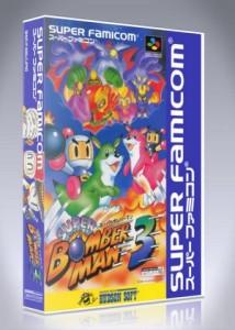 Super Famicom - Super Bomberman 3