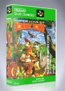 Super Famicom - Super Donkey Kong