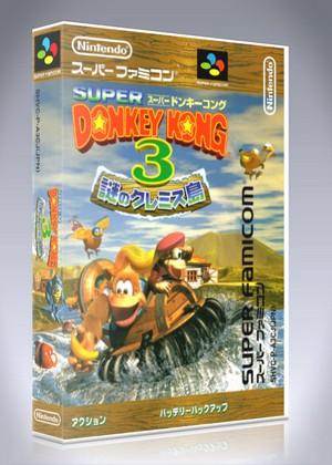 Super Famicom - Super Donkey Kong 3