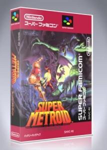 Super Famicom - Super Metroid