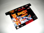 SNES - StarFox Legacy Game Box
