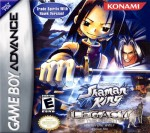 GBA - Shaman King: Legacy of the Spirits Sprinting Wolf (front)