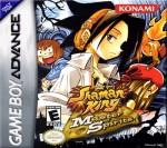 GBA - Shaman King: Master of Spirits (front)