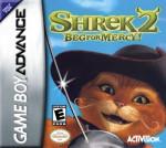 GBA - Shrek 2: Beg for Mercy! (front)