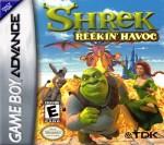 GBA - Shrek: Reekin' Havoc (front)