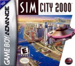 GBA - Sim City 2000 (front)