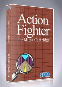 Sega Master System - Action Fighter