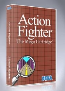 Sega Master System - Action Fighter