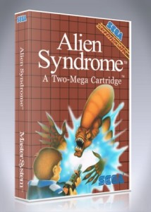 Master System - Alien Syndrome