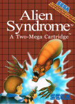 Master System - Alien Syndrome (front)