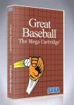 Sega Master System - Great Baseball