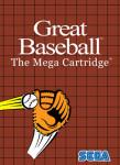Sega Master System - Great Baseball (front)