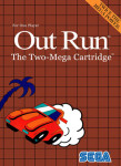 Sega Master System - Out Run (front)
