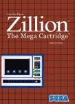 Sega Master System - Zillion (front)