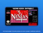 SNES - 3 Ninjas Kick Back