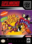 SNES - Aaahh!!! Real Monsters (front)
