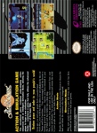 SNES - ActRaiser (back)