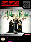 SNES - Addams Family, The (front)