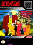 SNES - Addams Family, The: Pugsley's Scavenger Hunt (front)