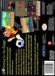 SNES - Adventures of Kid Kleets, The (back)