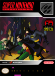 SNES - The Adventures of Batman & Robin (front)