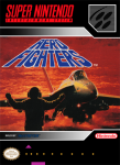 SNES - Aero Fighters (front)