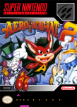 SNES - Aero The Acrobat 2 (front)