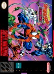 SNES - Amazing Spider-Man: Lethal Foes (front)