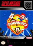 SNES - Animaniacs (front)