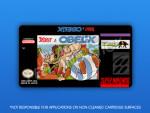 SNES - Asterix & Obelix Label