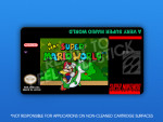 SNES - A Very Super Mario World