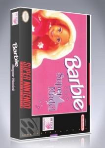 SNES - Barbie Super Model