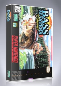 SNES - Bass Masters Classic