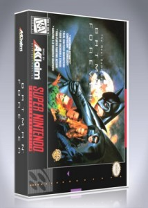 SNES - Batman Forever