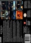 SNES - Batman Returns (back)