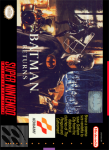 SNES - Batman Returns (front)
