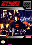SNES - Batman Returns (front)
