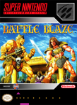 SNES - Battle Blaze (front)