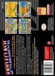 SNES - Battle Clash (back)