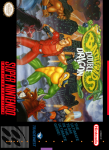 SNES - Battletoads Double Dragon (front)