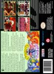 SNES - Battletoads in Battlemaniacs (back)