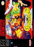 SNES - Battletoads in Battlemaniacs (front)