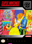 SNES - Disney's Beauty and the Beast (front)