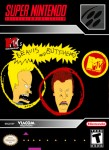 SNES - Beavis and Butthead (front)