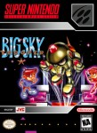 SNES - Big Sky Trooper (front)