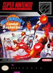 SNES - Bill Laimbeer's Combat Basketball (front)