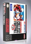 SNES - Bill Walsh College Football